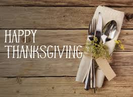 happy thanksgiving from state and federal communications