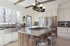 stainless steel island for kitchen how to clean stainless steel for a sparkling kitchen stainless