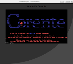 ovm console 4 3 installing in environments