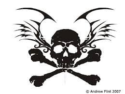 eagle tattoo clipart tattoo design skull and wings by highvoltagestudios on deviantart