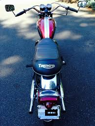 triumph bonneville t120r 1968 restored classic motorcycles at