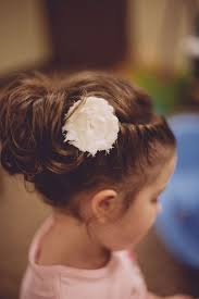 flowergirl hair the 25 best flower girl hairstyles ideas on communion