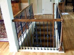 Replacing Banister Iron Spindle Gallery Kc Wood