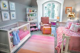 sofa bed for baby nursery sealy crib mattress in kids transitional with nursery for twins next