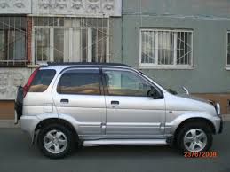 daihatsu terios 2000 1998 daihatsu terios for sale 1300cc gasoline automatic for sale