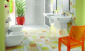 green and white bathroom ideas green white and light brown tiles ideas home interiors