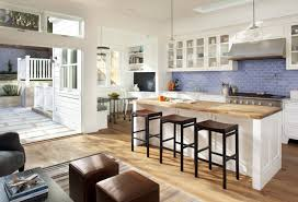 White With Brown Glaze Kitchen by Kitchen Designs Modern White Kitchen Table How To Paint White