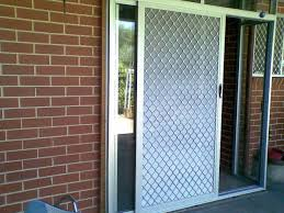 Patio Door With Vented Sidelites by Image Of Awesome Sliding Glass Door Security Sliding Glass Door