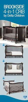 How To Convert Crib To Daybed 69 Best Cribs Images On Pinterest Convertible Crib Delta