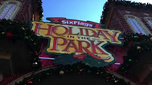 Six Flags Holiday In The Park 2014 Six Flags Great Adventure Holiday In The Park Theme Park News