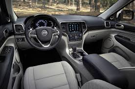 Jeep Cherokee Sport Interior 2017 Jeep Grand Cherokee Vs 2017 Lexus Rx