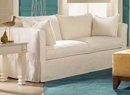 Sleeper Sofa Comfortable Sofa Refreshing White Slipcover Sofa Australia Important Inside