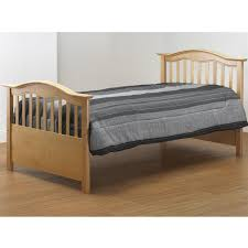 orbelle solid wood twin bed in natural