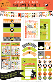 Halloween Decor Printables by 27 Halloween Decor Craft Recipe And Party Ideas On I Dig