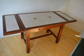 table de cuisine avec rallonge table cuisine avec rallonge table de cuisine en stratifi basic