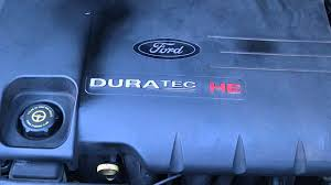 ford mondeo mk3 duratec he 1 8 16v petrol engine youtube