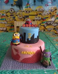 minions as superheroes cake cakecentral com