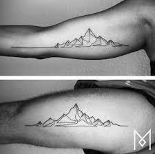 best 25 geometric mountain ideas on pinterest geometric