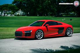 Audi R8 Turbo - 2nd generation audi r8 twin turbo u0027d by heffner performance with