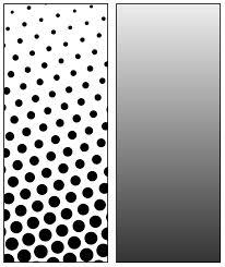 Black And White Designs Halftone Wikipedia