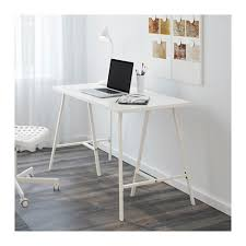 bureau 120x60 hissmon lerberg table white 120x60 cm white study