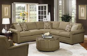 Living Room Sectional Sofa by Craftmaster F9 Custom Collection Customizable Three Piece