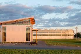 Backyard Farms Backyard Farms Campus Expansion Canal 5 Studio Architecture