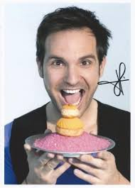 michalak cuisine christophe michalak autograph signed photo