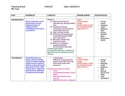 special education lesson plan template 17 images grade 3