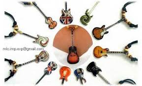 stainless steel guitar necklace images Music legends collection official web site music themed gifts jpg