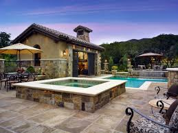 colorado tuscan house and pool mediterranean pool denver