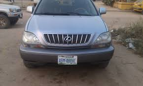 used lexus rx300 for sale a nigerian used 2002 model lexus rx300 full optionss for sale