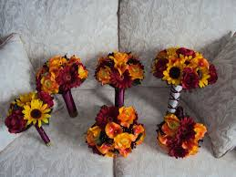 Wedding Flowers Fall Colors - 65 best flowers images on pinterest bridal bouquets fall