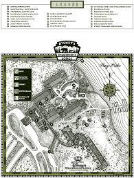 Treehouse Villas At Disney World - disney world maps for each resort