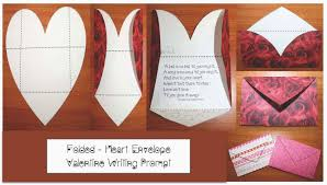 heart shaped writing paper classroom freebies valentine writing prompt craftivity students choose one and then trim it into the heart shape they decide who they want to give this special valentine to and write a message inside