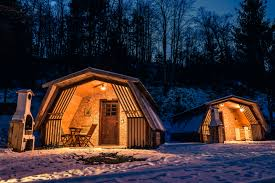 Bugalow 49 by Glamping Pibernik Bled Book Here And Claim Your 10 Discount