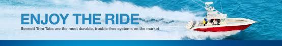 bolt electric trim tab systems bennett marine