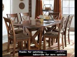 rustic dining room sets unique rustic dining room furniture sets romance youtube