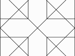 Free Coloring Pages Of Freedom Quilt Quilt Block Coloring Page In Quilt Block Coloring Pages