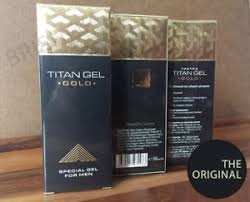 titan gel gold intimate special gel for man original ebay