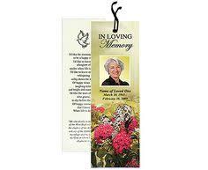 memorial bookmarks catholic themed memorial bookmarks vision bookmark template