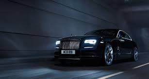 wraith roll royce rolls royce wraith black badge for younger demographic