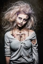 Scary Gypsy Halloween Costume Zombie Halloween Makeup Ideas Halloween Zombie Zombie Makeup