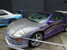 mitsubishi eclipse 1993 mitsubishi eclipse spyder from 2 fast 2 furious a slammed
