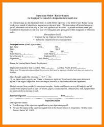 employee separation form template lukex co
