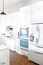 remodeled kitchens with white cabinets white kitchen appliances are trending white hot kitchen trends