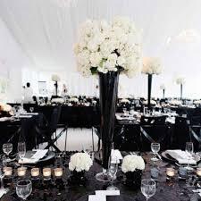black and white wedding ideas black white wedding theme wedding flair