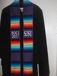 personalized graduation stoles personalized serape stole graduation stoles
