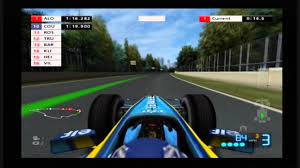 renault f1 alonso f1 06 ps2 gameplay fernando alonso renault canada youtube