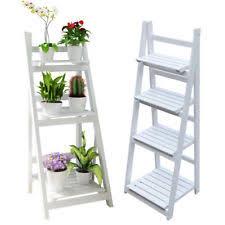 ladder shelves bookcases shelving u0026 storage ebay